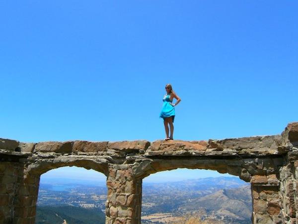 Knapps Castle, Santa Barbara