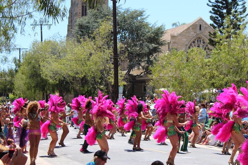 Santa Barbara Solstice Parade