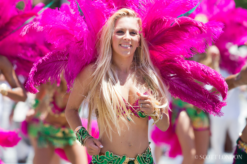Santa Barbara Solstice Parade 2012