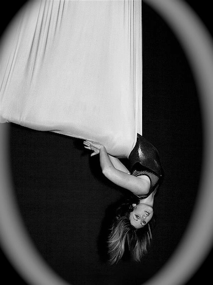 Aerial Dance Performance