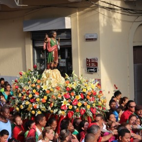 Parade in Panama