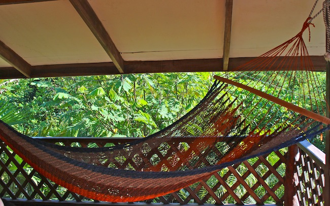 Hammock in costa rica