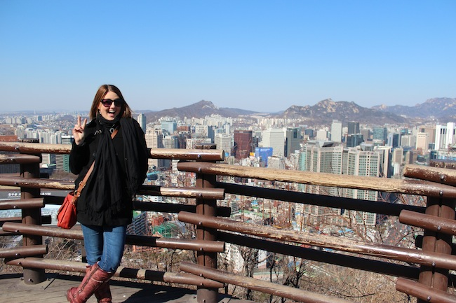 View of Seoul