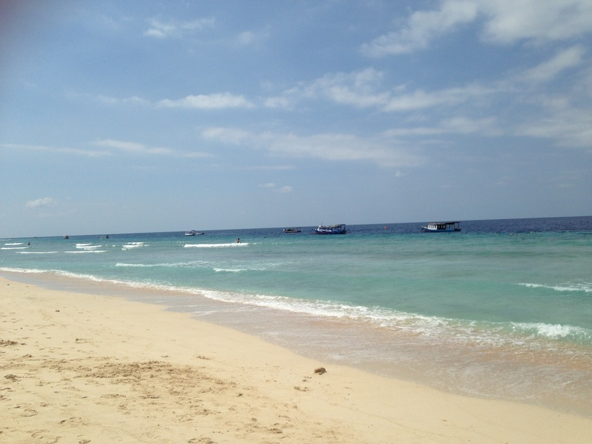 Beach in Indonesia