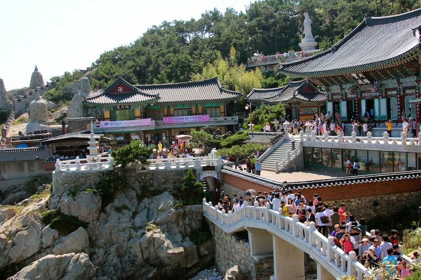 Yongung Temple, Busan Korea