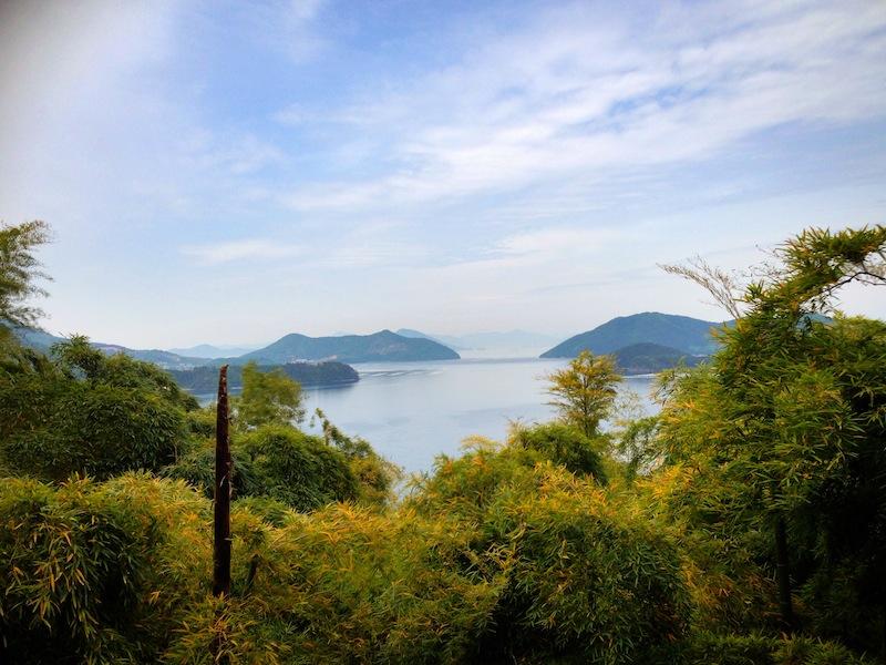 Bamboo theme park, Goeje Island