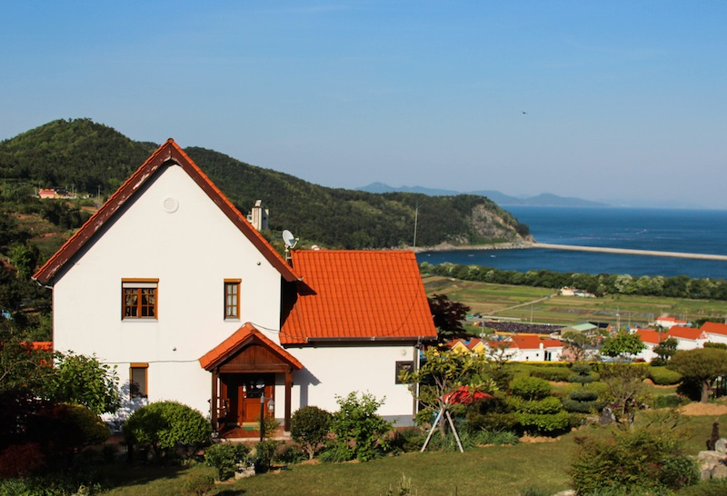 German Village, Namhae Island