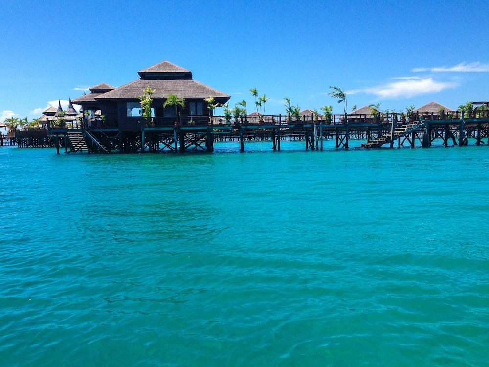 Mabul Island, Borneo