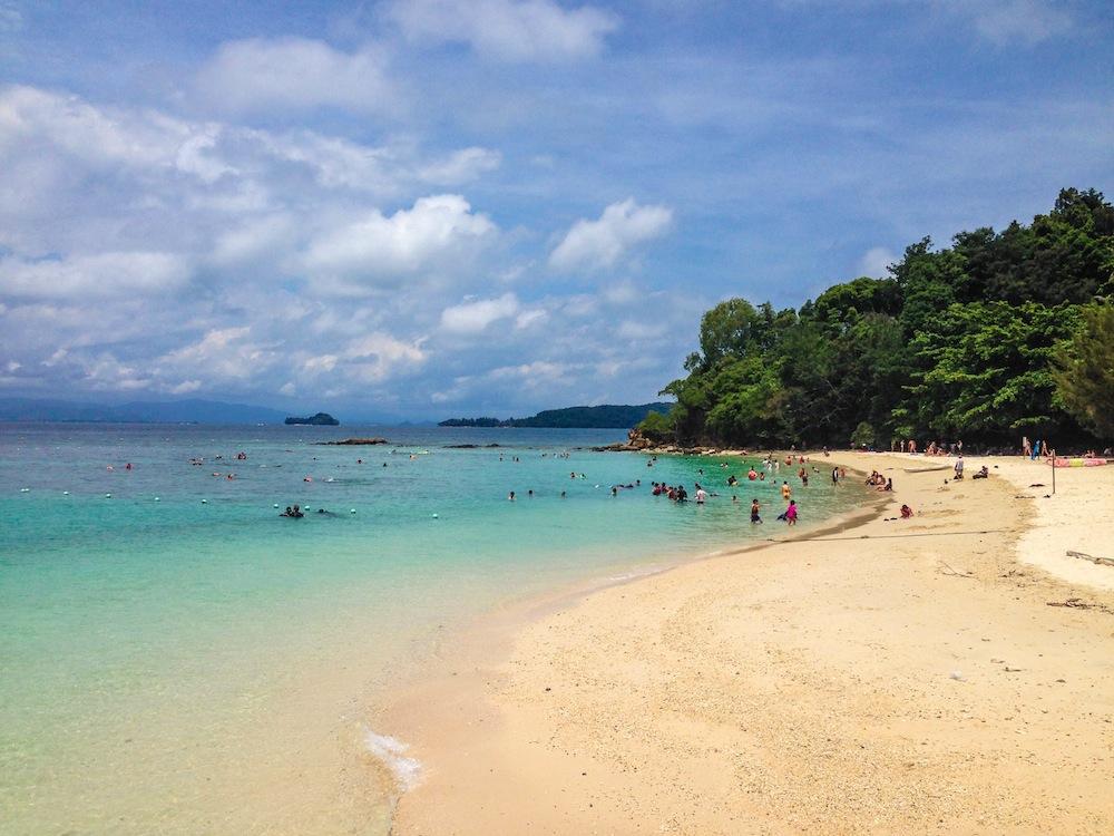 Sapi Island Kota Kinabalu Borneo