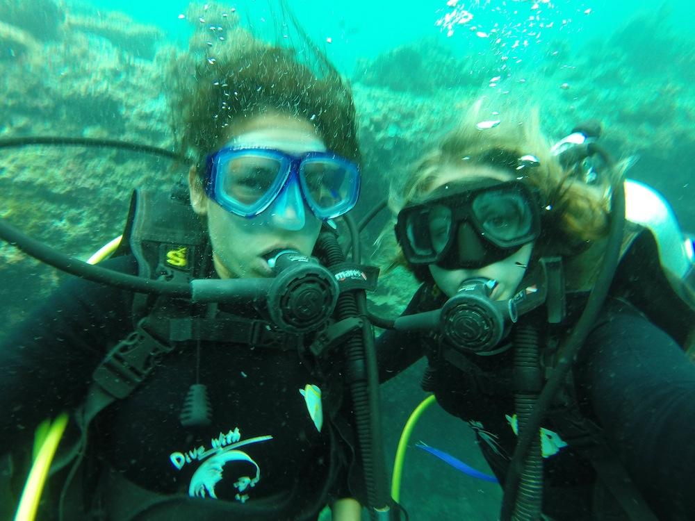 Diving Sipadan