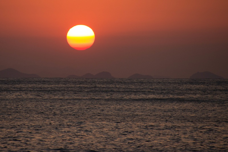 Yeompo Beach Goheung Island Korea