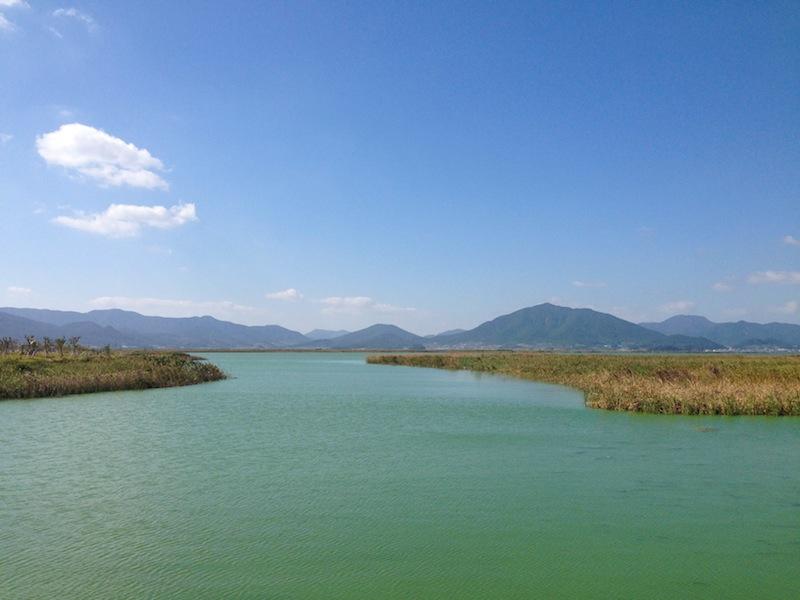 Goheung island Korea