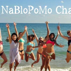 NaBloPoMo Challenge 2014