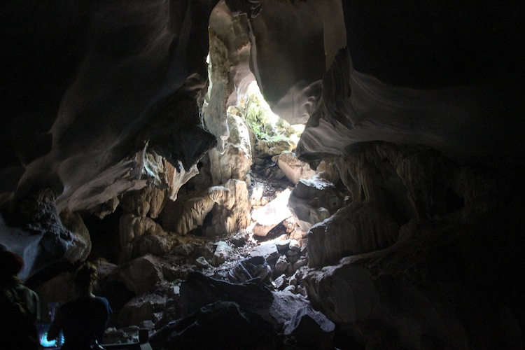 Wind Caves in Kuching Borneo
