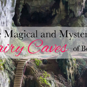 Fairy Caves Kuching Borneo