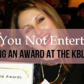 KBlog Awards 2014 Winner