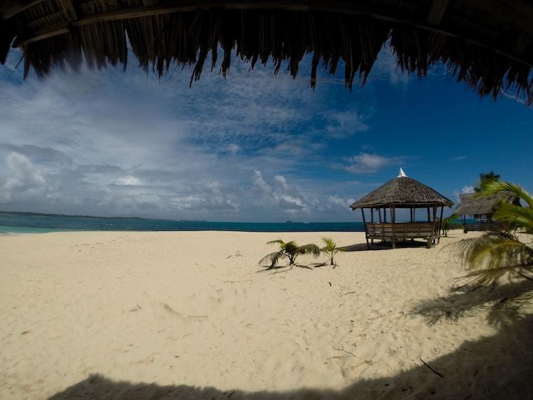 Daku island Siargao Philippines