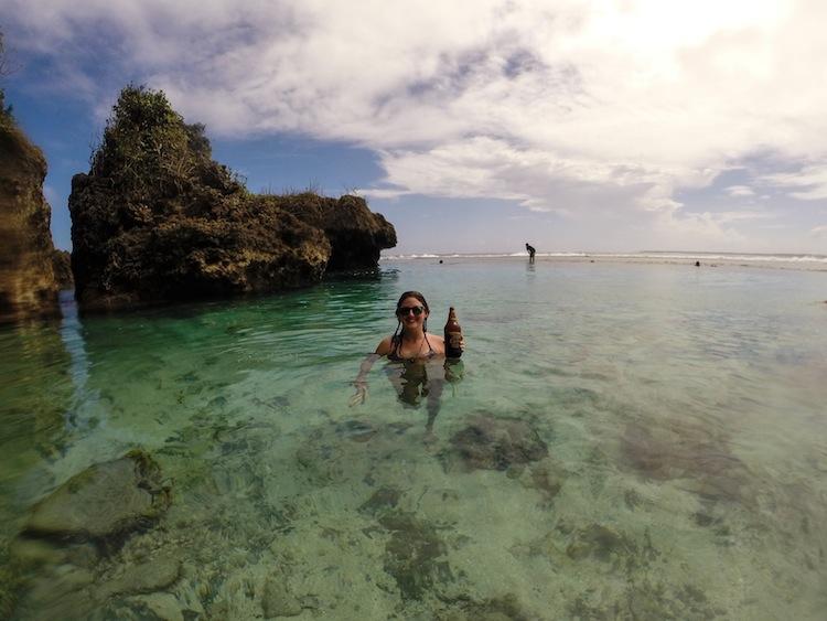 lagoon Siargao Philippines