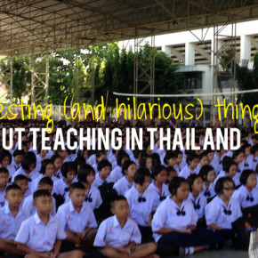 Teaching English in Thailand