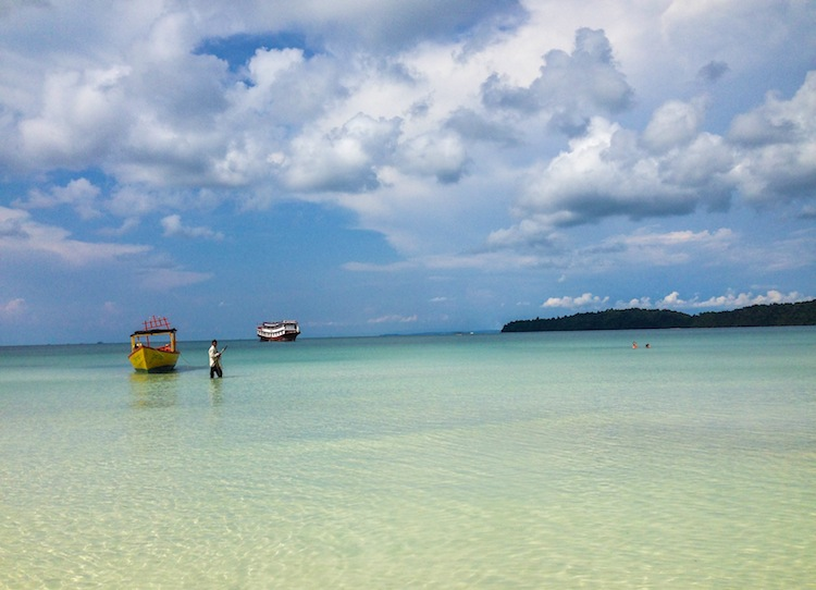 Koh Rong Samleom