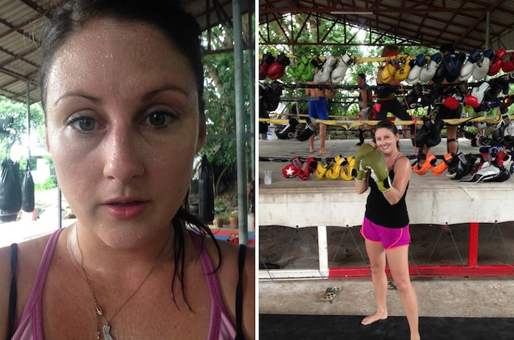 train Muay Thai Pai Thailand