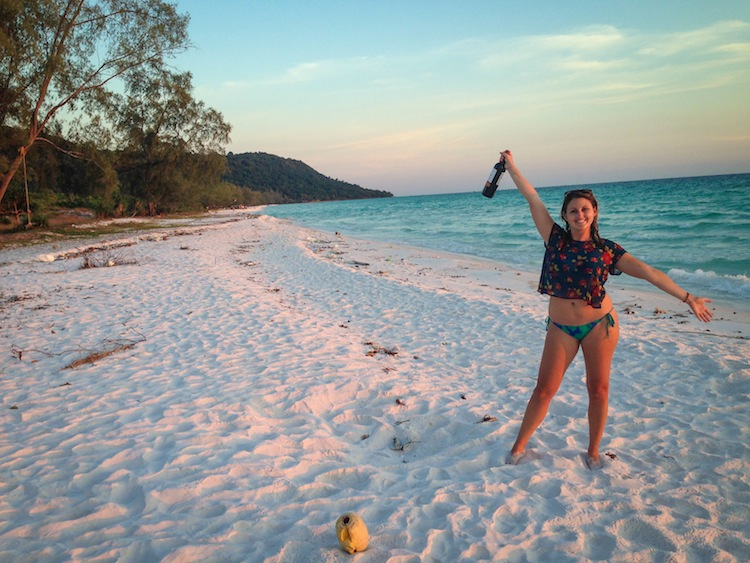 6 months solo travel