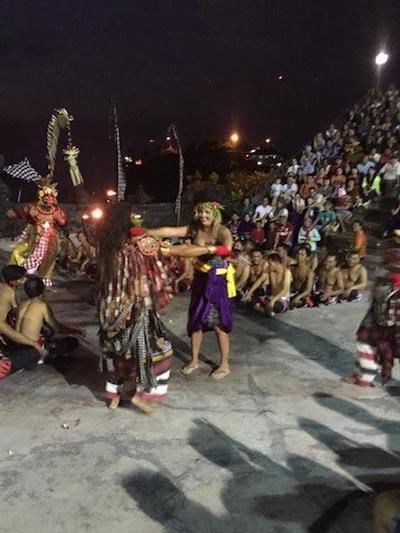 uluwatu dance