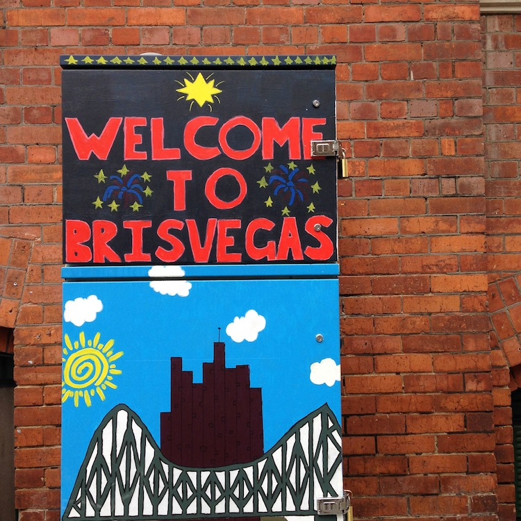 Brisvegas sign