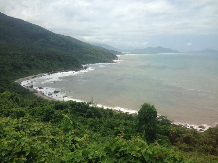coast of Vietnam