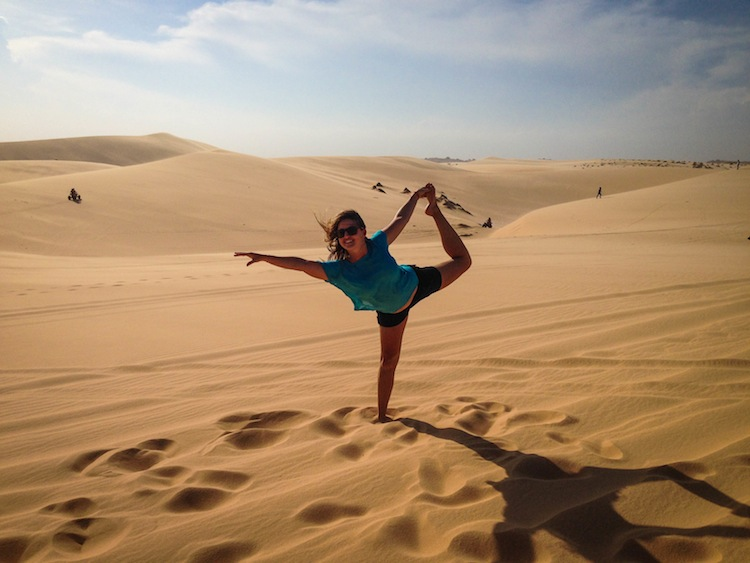sand dunes of Mui Ne