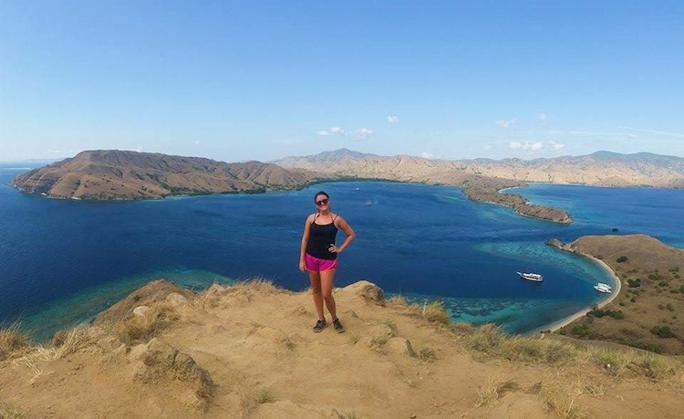 Komodo island Indonesia