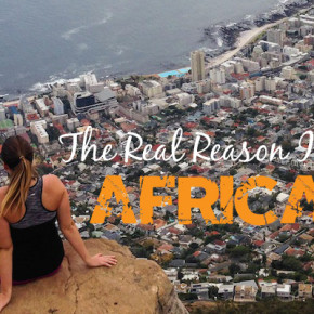 Traveling Africa Alone as a Woman