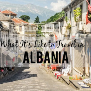 Travel in Albania
