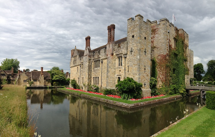 castle in England
